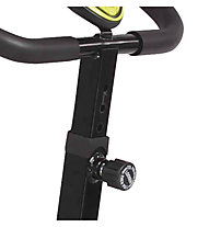 Everfit Bici da camera BFK Easy Slim Multifit, Black