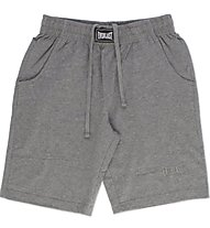 Everlast Alex Short Jersey Pantaloni Corti fitness, Grey