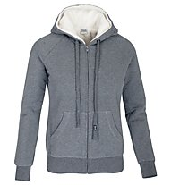 Everlast Authentic Sweatshirt Damen, Anthracite/White