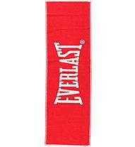 Everlast Telo Panca Sport Handtuch Fitness, Red