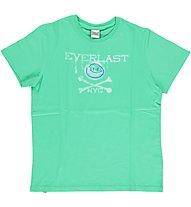 Everlast Jersey T-shirt bambino, Mint Green