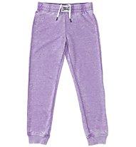 Everlast Burn Out Pant - lange Trainingshose, Purple