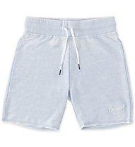 Everlast Short Burn Out - kurze Hose, Light Blue