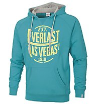 Everlast Sweatshirt mit Kapuze, Light Blue