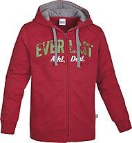 Everlast Ferma Trainingsanzug Kinder, Red/Anthracite