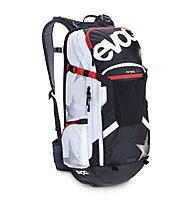 Evoc FR Trail Unlimited 20 l, Black/White