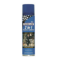 Finish Line 1-Step Cleaner & Lubricant, Blue