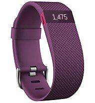 Fitbit Charge HR - Fitnessuhr, Violet