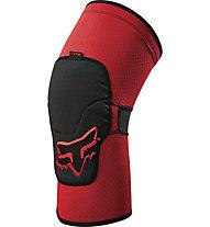 Fox Launch Enduro MTB-Knieschoner, Red/Black