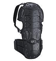 Fox Titan Sport Sleeveless Jacket ärmellose Protektor-Jacke, Black