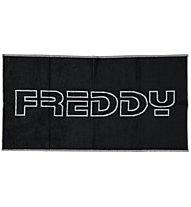 Freddy Towel Core Taom Active Handtuch, Black/Grey