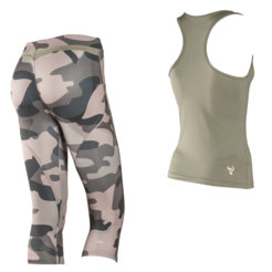 Freddy WR.UP Sport WRUPSP3 Komplet Damen