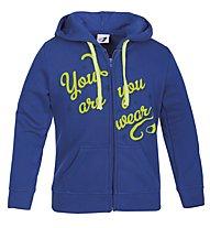 Get Fit Brushed Fleece Girl, Navy