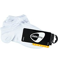 Get Fit Footie, White