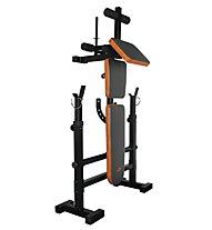 Get Fit Force 445, Grey/Orange