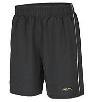 Get Fit Man Short Pant No Zip - pantaloni corti fitness, Black
