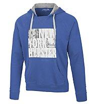 Get Fit Man Sweater With Hood - felpa con cappuccio, Royal