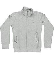 Get Fit Fitness Jkt Pemora W, Light Grey