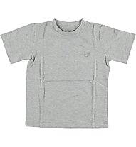 Get Fit Fitness Shirt Boy, Light Grey