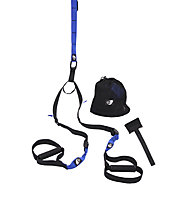 Get Fit X-Suspension Schlingentrainer, Blue
