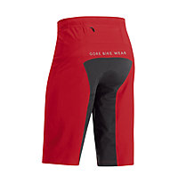 GORE BIKE WEAR Alp-X Pro WS SO Shorts MTB-Radhose, Red/Black