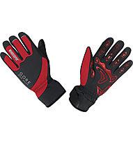 GORE BIKE WEAR TOOL SO Gloves, Red/Black