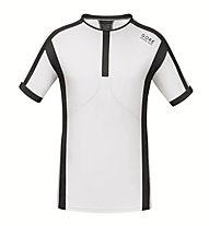 GORE RUNNING WEAR Air T-Shirt Running, White/Black