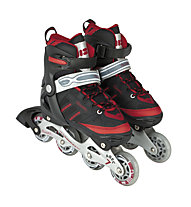 Hot Stuff Excalibur Skate Jr, Black/Red