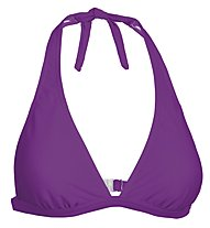 Hot Stuff Monokini Top, Purple