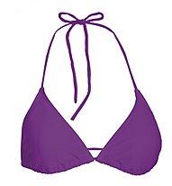 Hot Stuff Triangle Top Uni - Bikini Oberteil, Purple