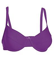 Hot Stuff Wire Top Uni - Bikini Oberteil, Purple
