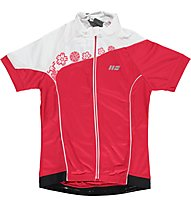 Hot Stuff Jersey donna, White/Red