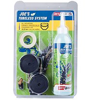 Joe's Tubeless Kit, White/Black