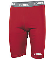 Joma Short Fleece pantaloni corti intimi uomo + bambino, Red