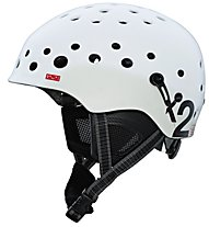 K2 Skis Route - Helm, White