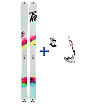 K2 Skis TalkBack ST Set: Ski+Bindung