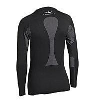Kaikkialla Functional L/S T-Shirt W's, Black