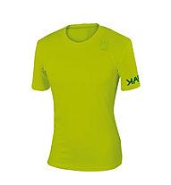 Karpos Appiglio T-Shirt trekking, Light Green