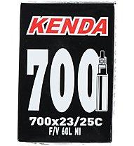 Kenda Camera d'aria 700 x 23/25, Black