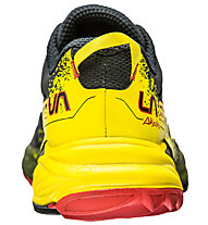 La Sportiva Akasha - scarpa trail running, Black/Yellow
