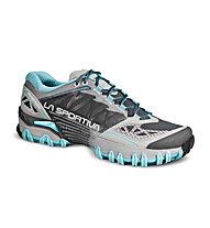 La Sportiva Bushido Damen - Trail Running Schuhe, Ice Blue/Grey