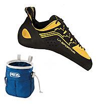 La Sportiva Katana Laces - scarpetta arrampicata, Yellow/Black