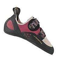 La Sportiva Katana - scarpetta arrampicata donna, Pink/White