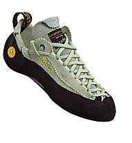 La Sportiva Mythos - scarpetta arrampicata donna, Acqua