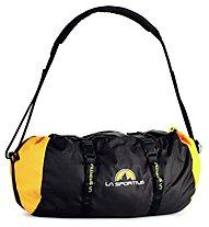 La Sportiva Rope Bag Small, Black/Yellow