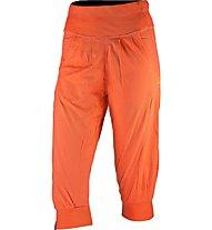 La Sportiva Shiobara Pantaloni corti arrampicata donna, Orange