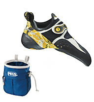 La Sportiva Solution, White/Yellow