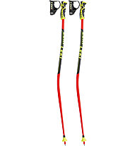 Leki WC Lite GS - Skistöcke, Red/Black/Yellow