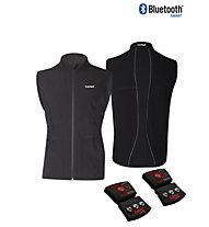 Lenz Heat Vest 1.0 Men, Black