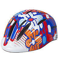 Limar 124 Kids & Youth Superlight Kinder-Fahrradhelm, Flowers